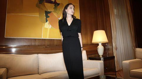 Angelina Jolie, ingresada por su extrema delgadez (según un medio británico)