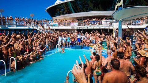 Así es el crucero del sexo: cuatro días, 2.100 personas, un barco