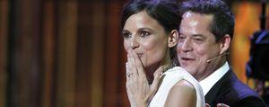 Elena Anaya celebra con su 'amor' su Goya como mejor actriz