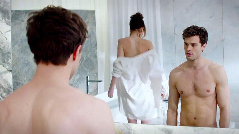 Christian Grey, un heterosexual abierto a nuevas experiencias.