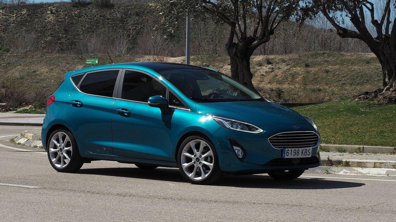 Qué hace del 'cuarentón' Ford Fiesta el coche más juvenil, moderno y llamativo