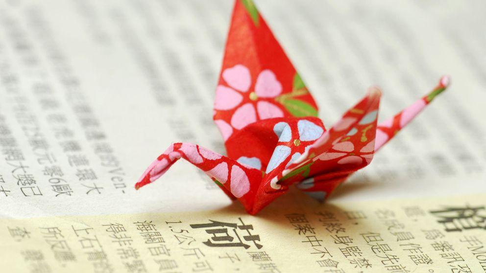 Las matemáticas escondidas en el arte del origami
