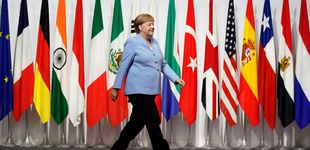 Post de Patinazos alemanes sobre la salud de Merkel