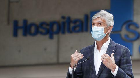 Argimon, el fichaje estrella de JxCAT para la Generalitat, pierde brillo por la Covid