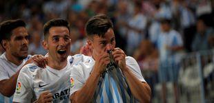 Post de La Liga arranca con remontada del Depor y empate de Osasuna en Málaga
