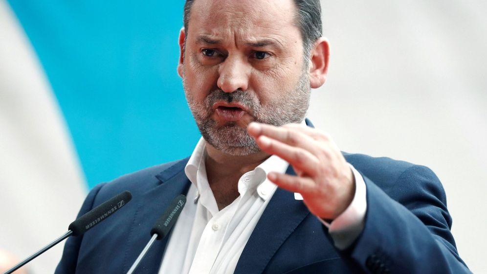 Foto: El ministro de Fomento en funciones, José Luis Ábalos. (EFE).