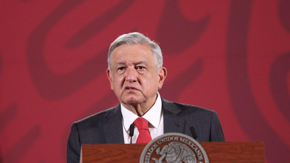 Foto: El presidente de México, Andrés Manuel López Obrador (EFE)