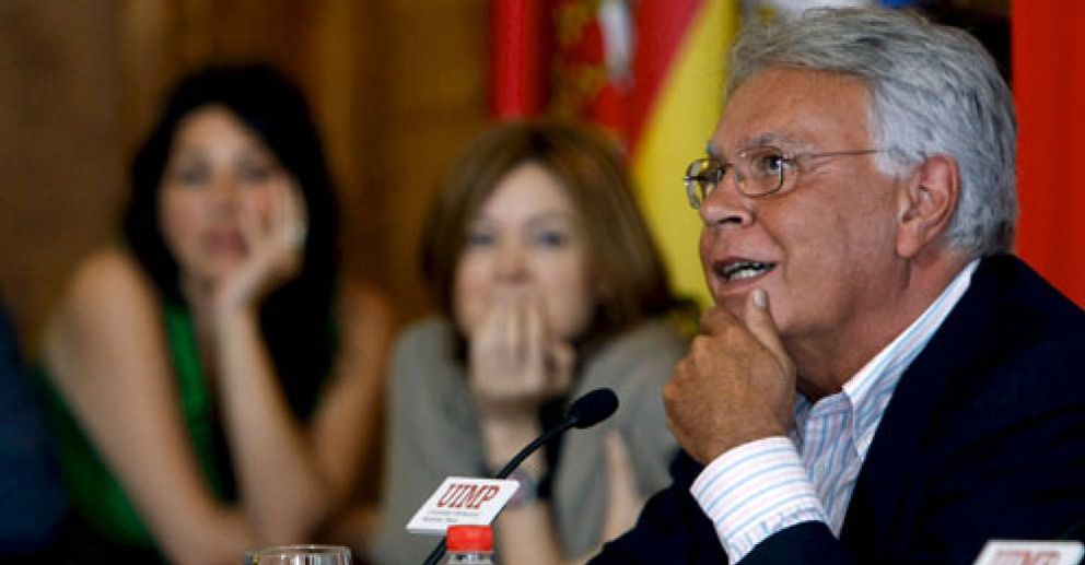 El Congreso discutirá una reforma para quitar las pensiones a González y Aznar