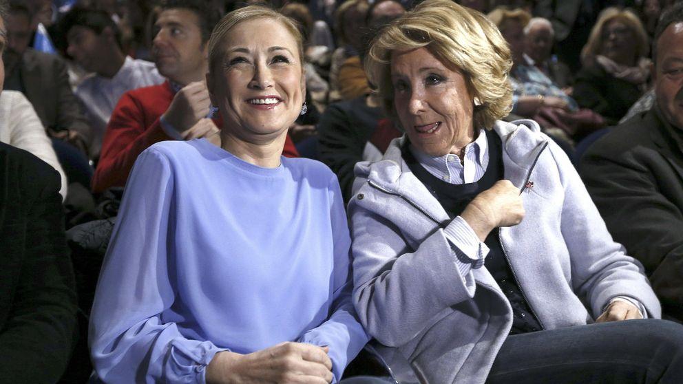 Aguirre sobre Podemos: Quien promete el cielo trae el infierno