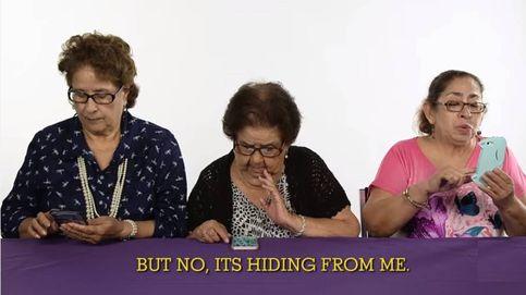Así reaccionan tres abuelas la primera vez que juegan a Pokémon Go
