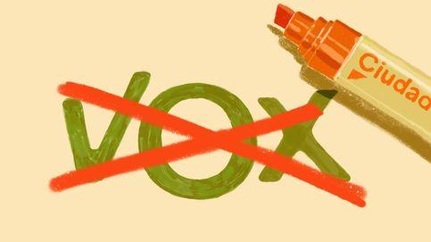 La razón de Vox y la ficción de Ciudadanos