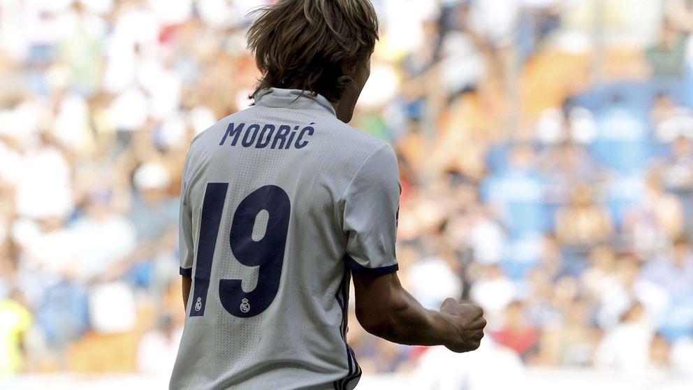 El Real Madrid renueva a Luka Modric hasta el año 2020