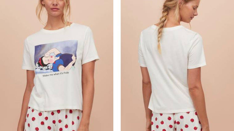 Camiseta y short. (Cortesía)