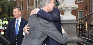 Post de El cariñoso encuentro de Felipe y Guillermo de Holanda (y dos grandes ausencias)
