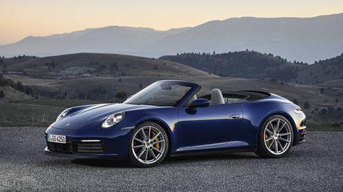 La nueva bomba descapotable de Porsche: el espectacular 911 Cabrio