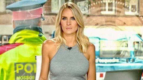 Angie Rigueiro (Antena 3) habla de la enfermedad que sufrió durante su embarazo