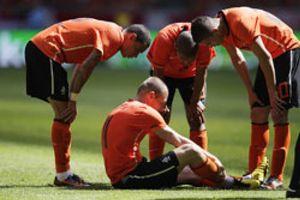 Epidemia de lesiones en Sudáfrica