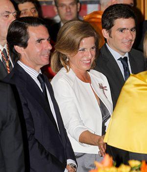El fondo buitre Cerberus se asocia con un hijo del expresidente Aznar para invertir en España