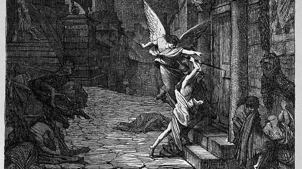 La misteriosa epidemia que casi acabó con el imperio romano