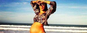 Alessandra Ambrosio da a luz a su segundo hijo en Brasil