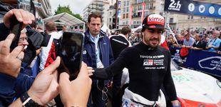 Post de Solo fue un aperitivo: Alonso descubre la expectación que va a provocar en Le Mans