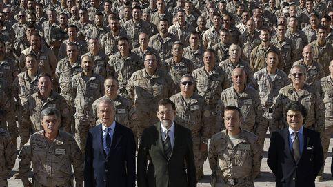 Traca final de Rajoy ante el 20-D: aval de Merkel y salida de Afganistán