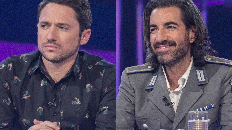 Manuel Martos y Joe Pérez-Orive (RTVE)