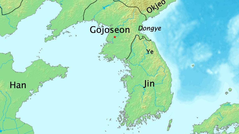 Gojoseon. (CC)