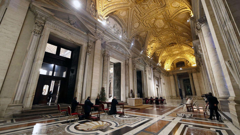 El Papa Francisco en Roma. (EFE)