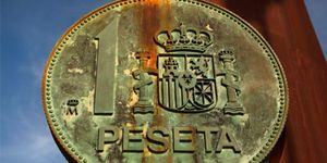 Foto: Así sería la vuelta a la peseta