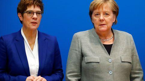 El fin de la teoría de la herradura o la razón tras la caída de la heredera de Merkel