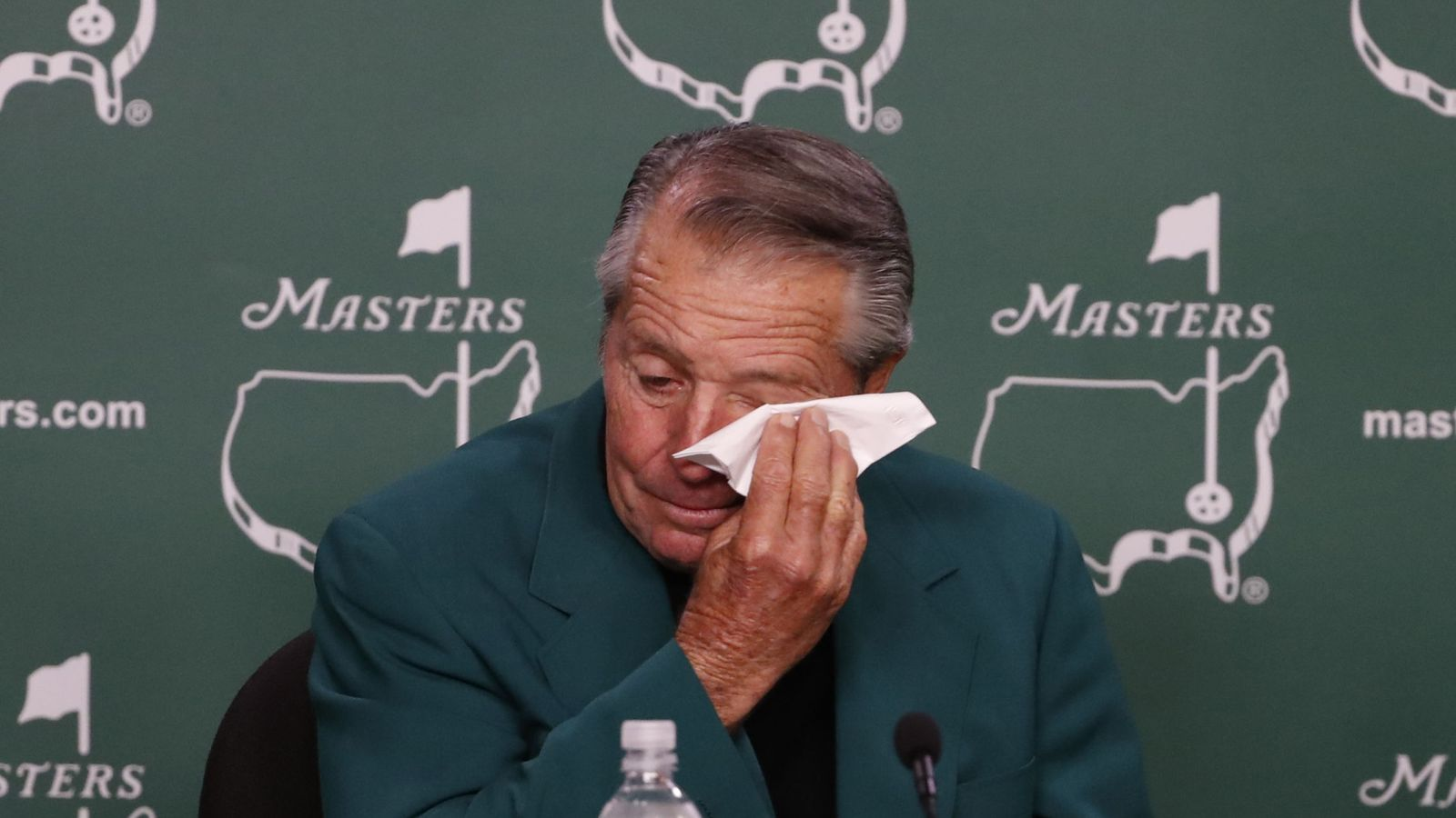 Foto: Gary Player (Reuters)