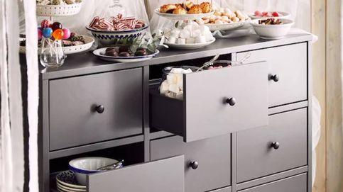 Estilosa y con espacio para todo, esta cómoda de Ikea es ideal para todos los dormitorios