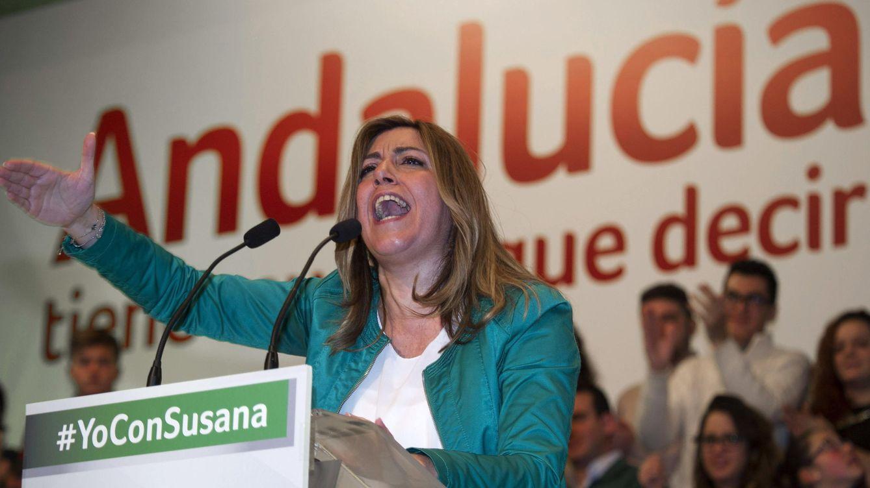 Foto: El PSOE andaluz prevé gastar 4,5 millones de euros. (EFE/Miguel Angel Molina)
