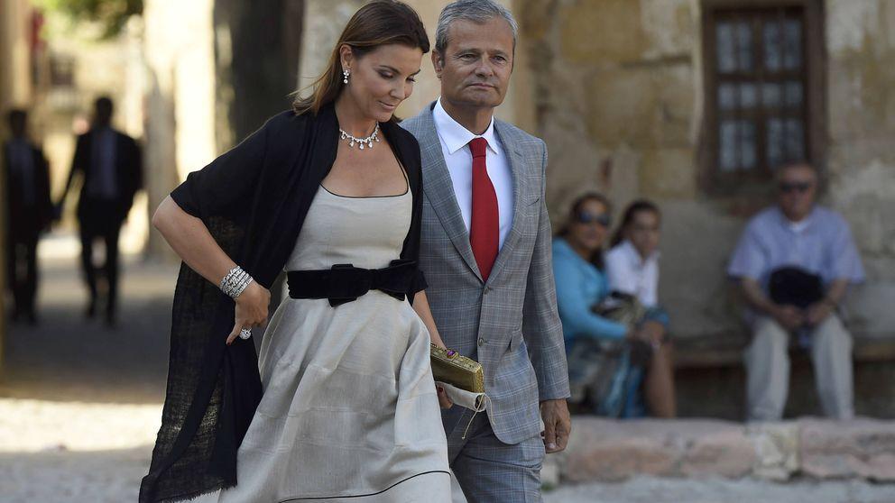 Javier Merino asegura que no tiene intención de divorciarse de Mar Flores