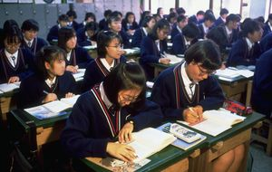 Es posible cobrar 4 millones por ser profesor… pero sólo en Corea