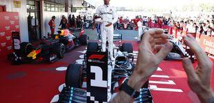 Post de Resultado F1: Quinto golpe de Mercedes a Ferrari y sorprendente 8º de Carlos Sainz