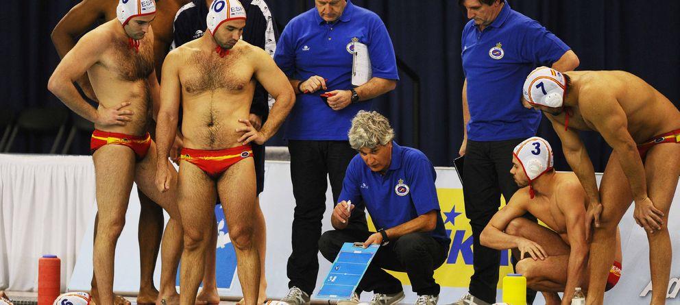 Foto: La selección española debuta en el Europeo de waterpolo con derrota ante la anfitriona.