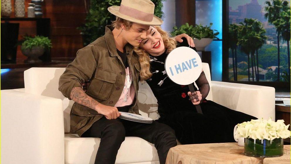 YouTube - Las confesiones sexuales de Madonna y Justin Bieber a Ellen Degeneres