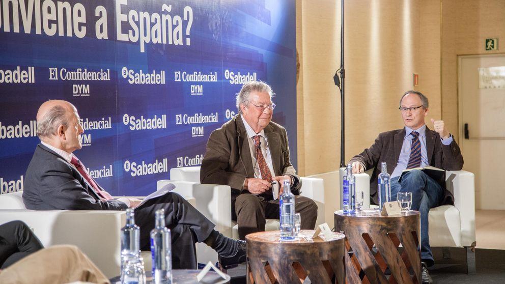 Colomé: A más bienestar, habrá menos Podemos y menos independentismo