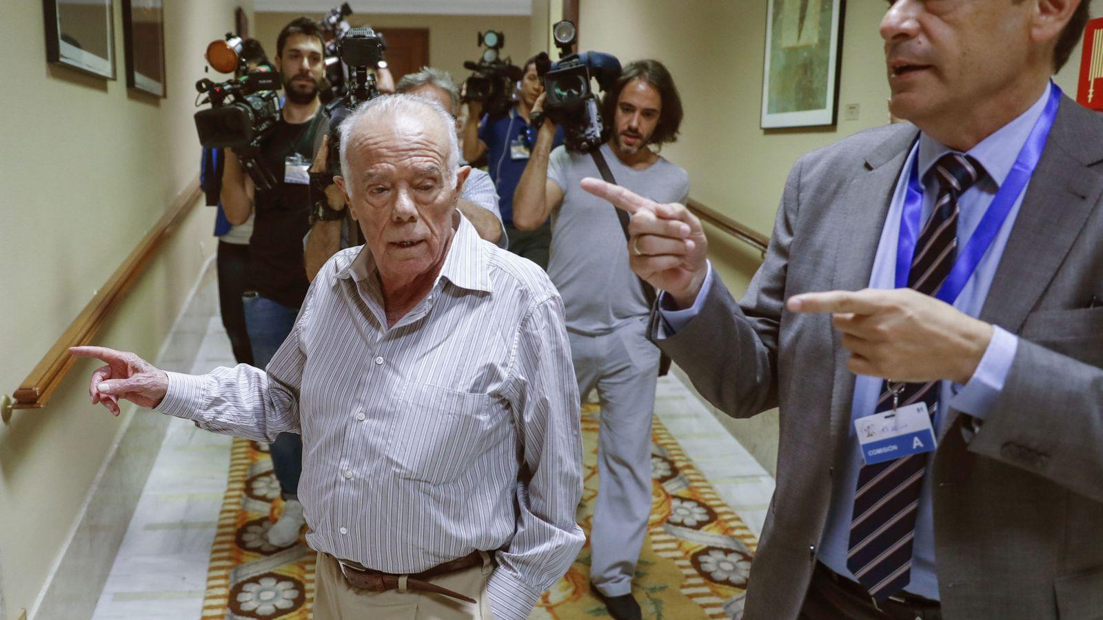 Foto: El extesorero del PP Rosendo Naseiro. (EFE)