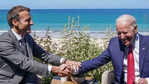 Macron y Biden abren consultas en profundidad para cerrar la herida de Aukus