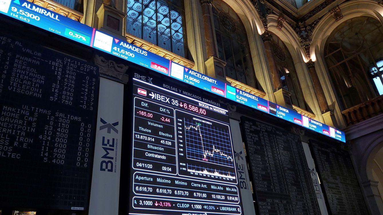 Un tercio de los consejeros del Ibex 35 ha renunciado al 5,4% de su retribución