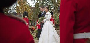 Post de Eugenia de York, una novia reivindicativa con la lección aprendida