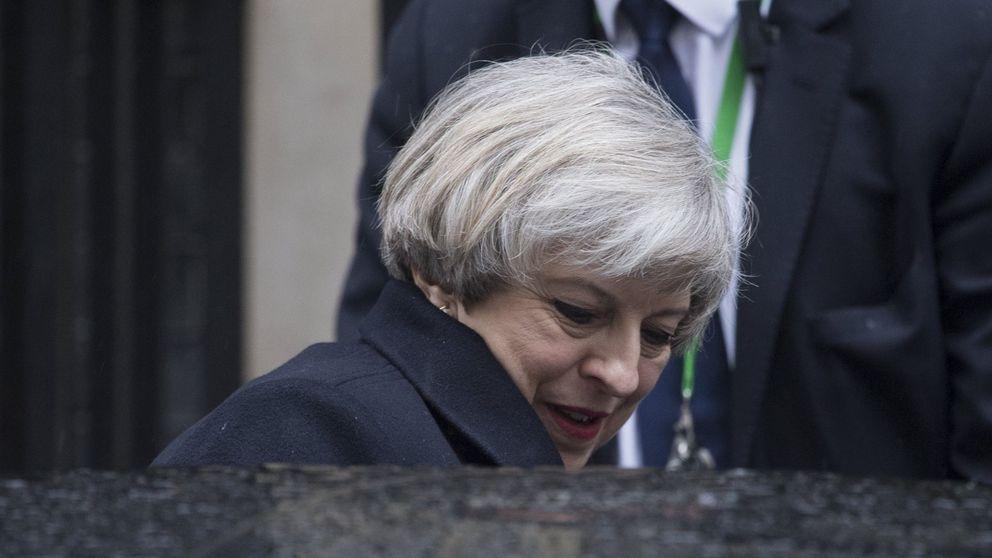 Theresa May: Cualquier intento de derrotar nuestros valores está condenado