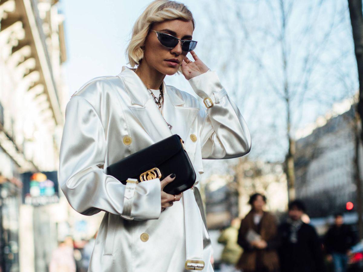 Foto: Ideas de estilo con bolsos de mano. (Imaxtree)