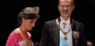 Post de Letizia luce cuatro 'joyas de pasar' en Japón: ¿dónde se esconden estos 'tesoros reales?