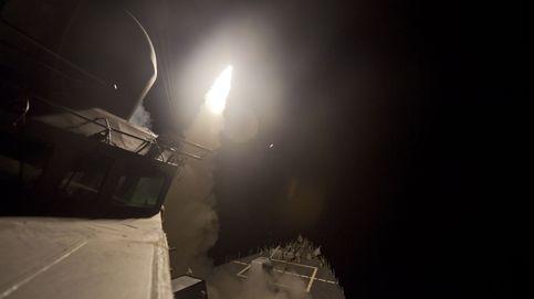 Ataque de Estados Unidos a Siria: las imágenes del bombardeo