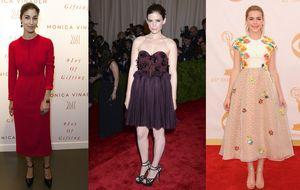La moda española pisa fuerte en las alfombras rojas  internacionales
