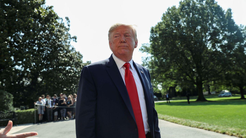 El presidente de EEUU, Donald Trump. (EFE)